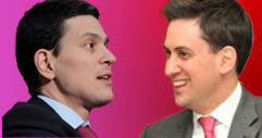 David & Ed Miliband