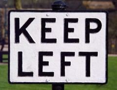 Keep Left