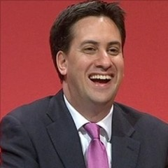 Ed Miliband: more comfortable