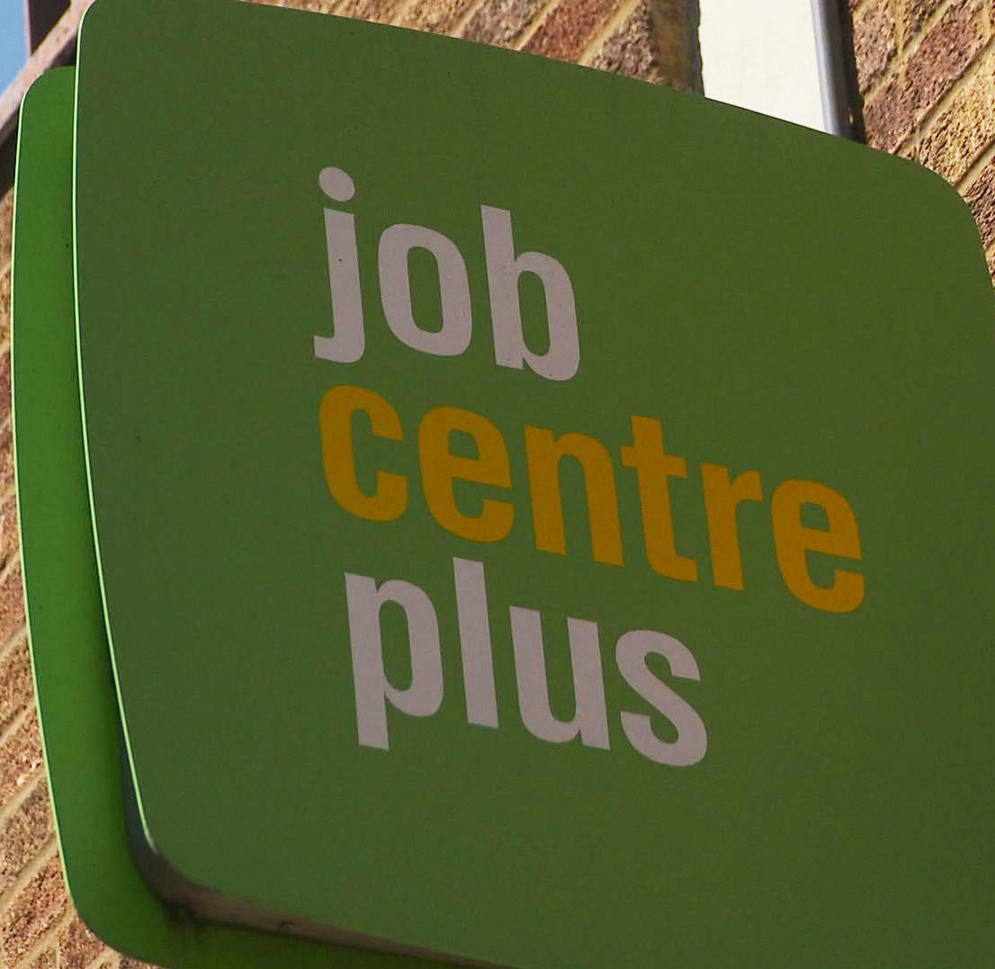 The jobcentre