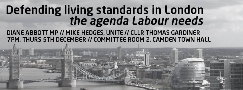 Defending Living Standards in London