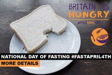 End Hunger Fast Day