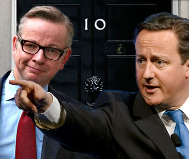 Cameron & Gove at No 10