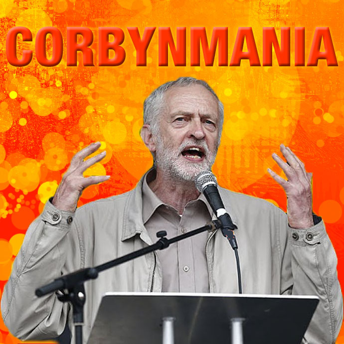 corbynmania