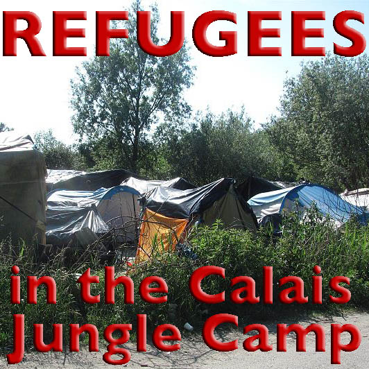 Calais refugee https://commons.wikimedia.org/wiki/File:Calais_refugee_camp_4.JPG
