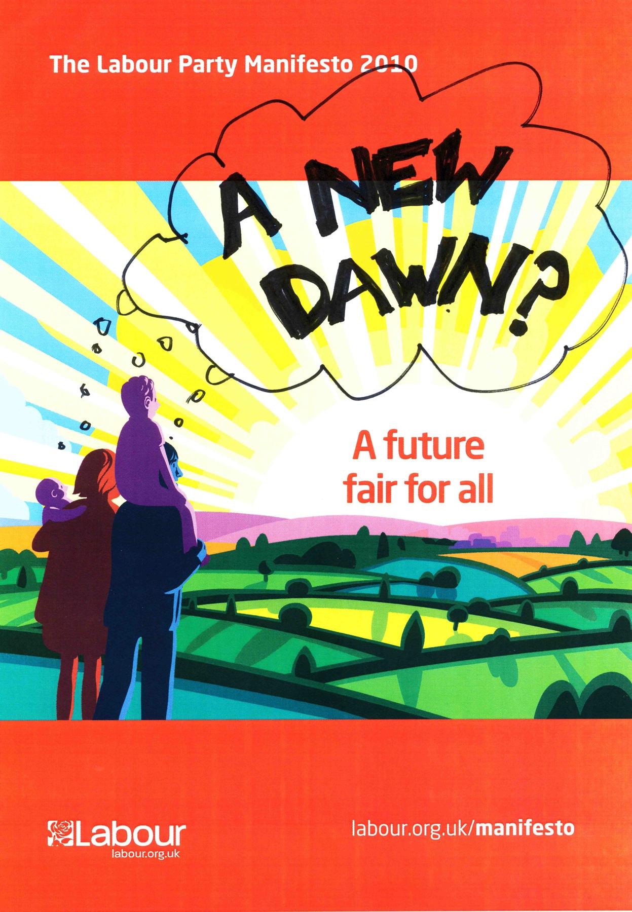 Manifesto - a new dawn