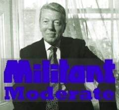 Alan Johnson militant moderate