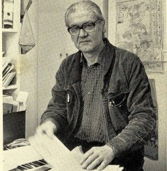 Vladimir Derer, co-founder and long-time Secretary of CLPD