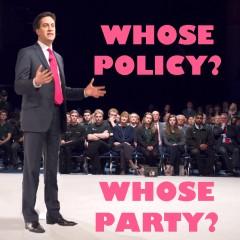 Ed Miliband at PPF 2