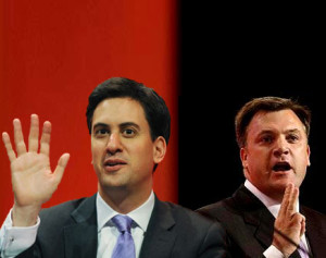 Balls & Miliband