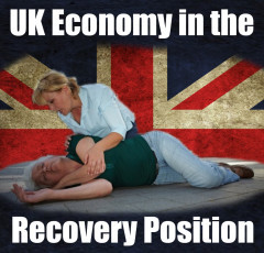 Economy in recovery position