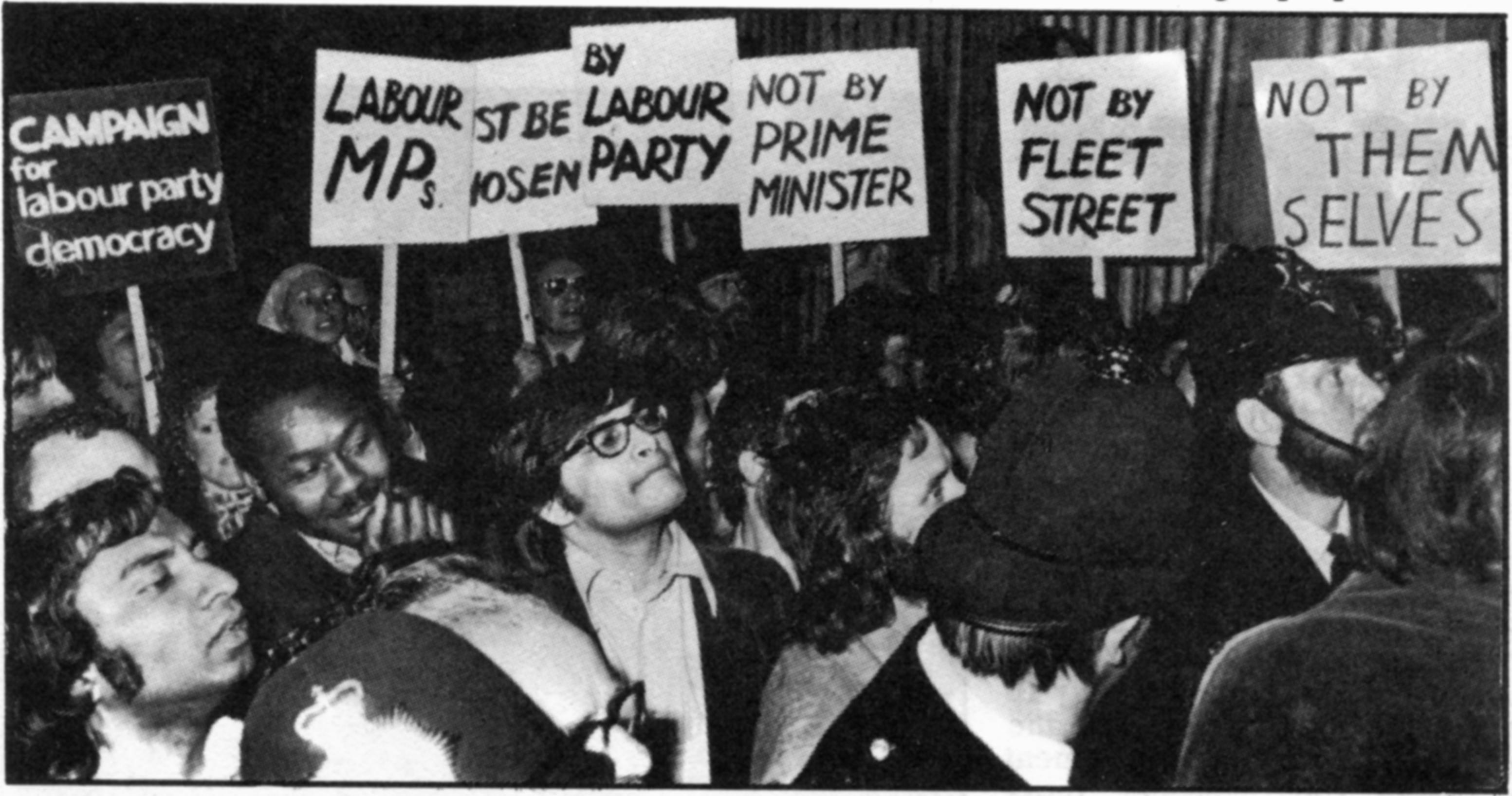 reg prentice deselection demo