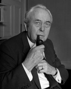 Harold Wilson, CC BY SA by Allan Warren  http://commons.wikimedia.org/wiki/File:Harold_Wilson_1_Allan_Warren.jpg