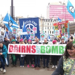 Bairns not Bombs CND Trident
