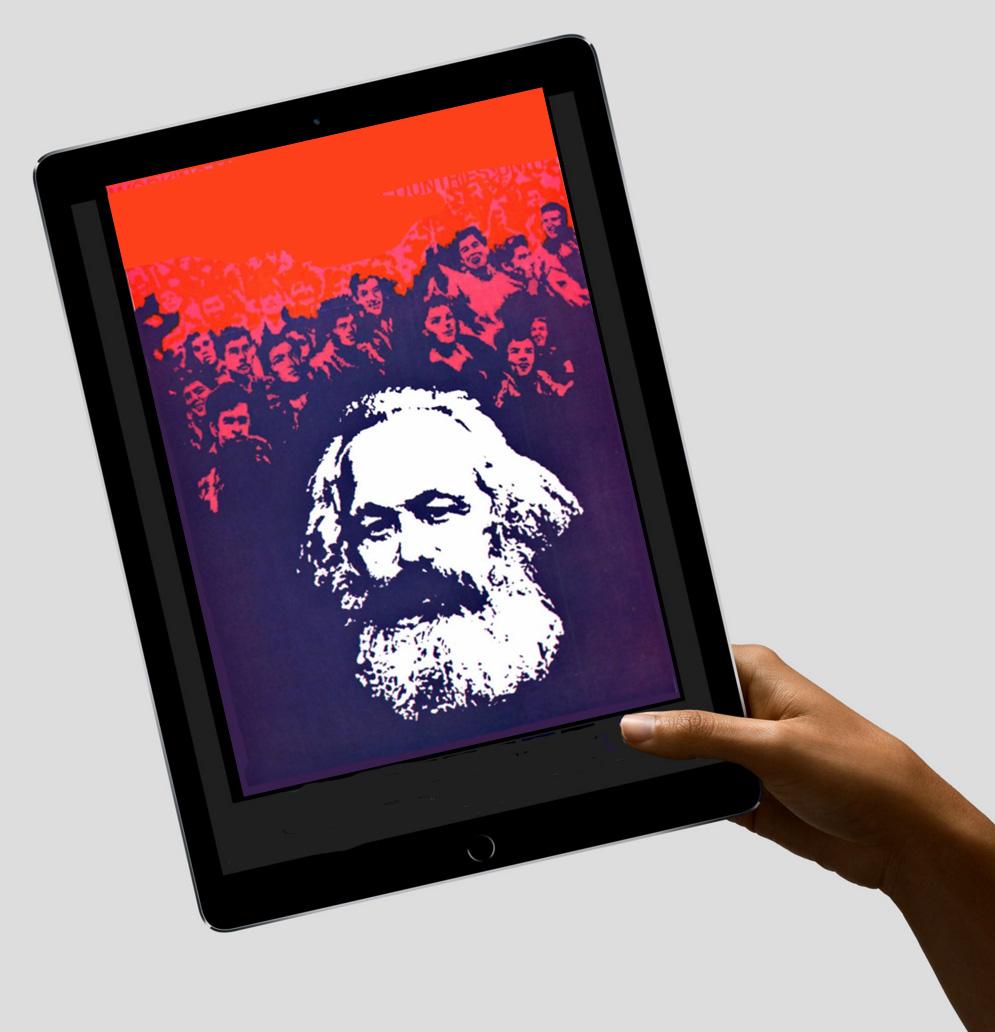 iPad for socialism