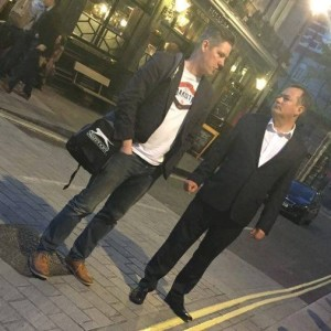 Dan Hodges chats to Michael Dugher