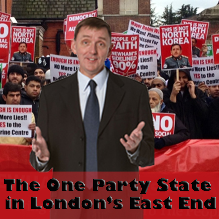 Newham's one party state
