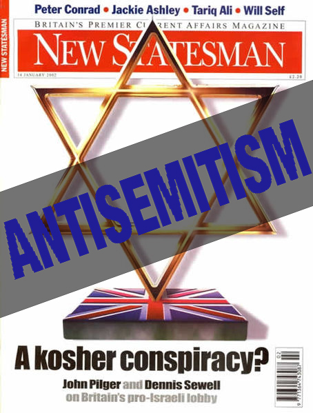 New_Statesman ANTISEM COVER
