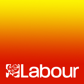 yellowing Labour logo