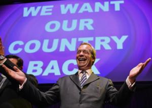 Nigel Farage got what he wanted