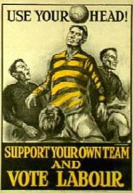 support your own team